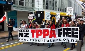 Speaking out on the TPPA