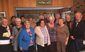 Lower North Island Dominicans Gather