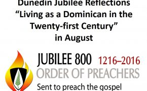 "Dunedin Jubilee Reflections | ""Living as a Dominican in the Twenty-first Century"""